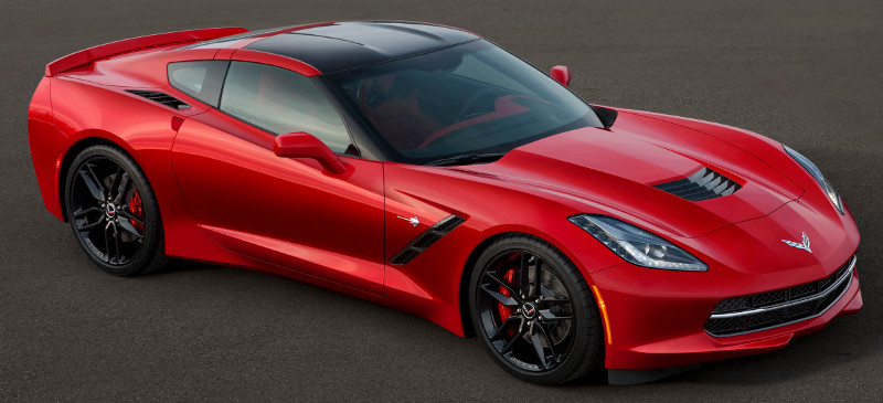 Corvette Stingray 2016