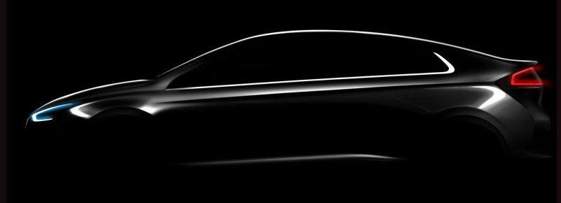 Teaser Hyundai Ioniq