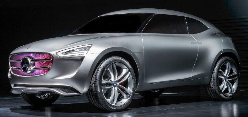 Mercedes Vision G code