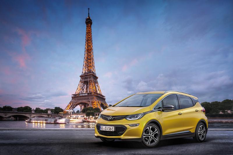 Opel Ampera-e Paris