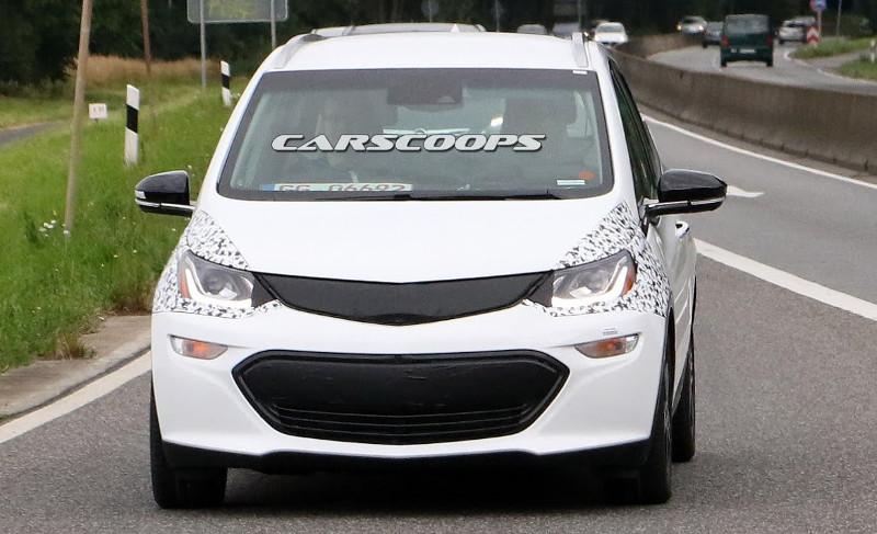 Opel Ampera-e prototype
