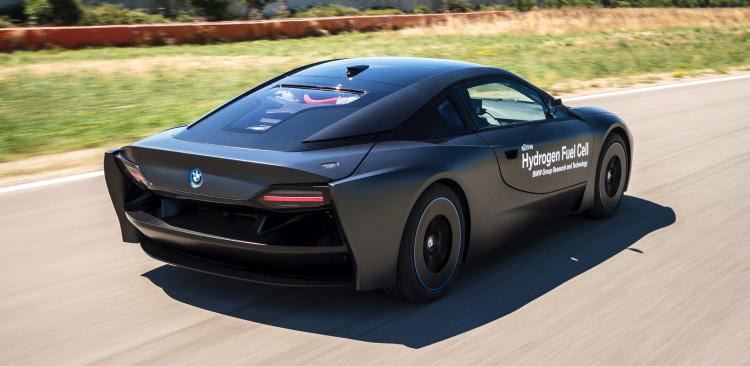 BMW prototype hydrogène